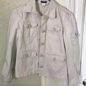 J. Crew jacket small